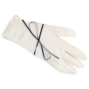 MS-01 White Gloves Large