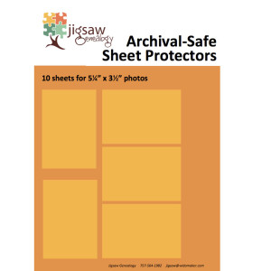 SP-04 Sheet Protector